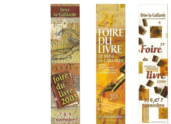 Salon du livre for Salon livre brive